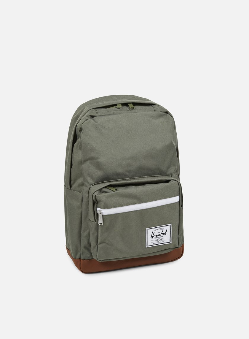 Herschel - Pop Quiz Classic Backpack, Deep Lichen Green