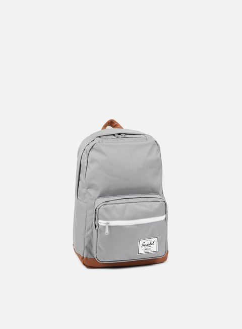 accessori herschel pop quiz classic backpack grey
