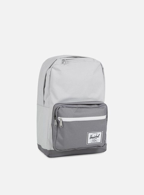 accessori herschel pop quiz classic backpack lunar rock grey