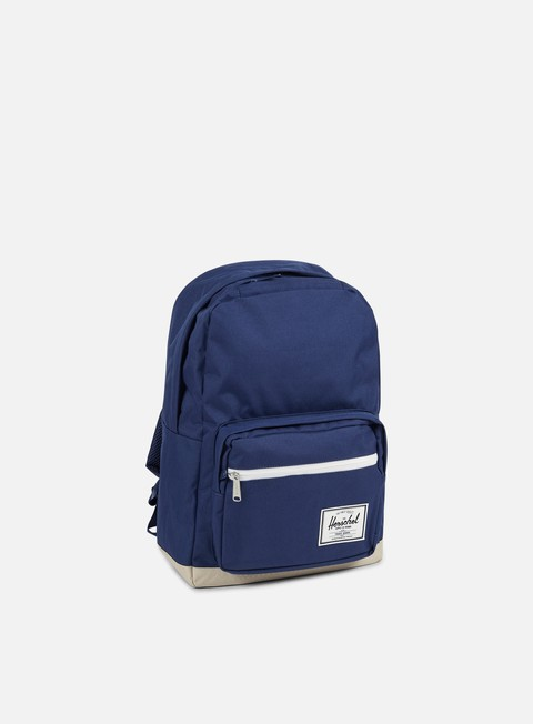 accessori herschel pop quiz classic backpack twilight blue