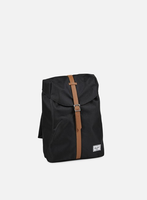 accessori herschel post backpack classic black