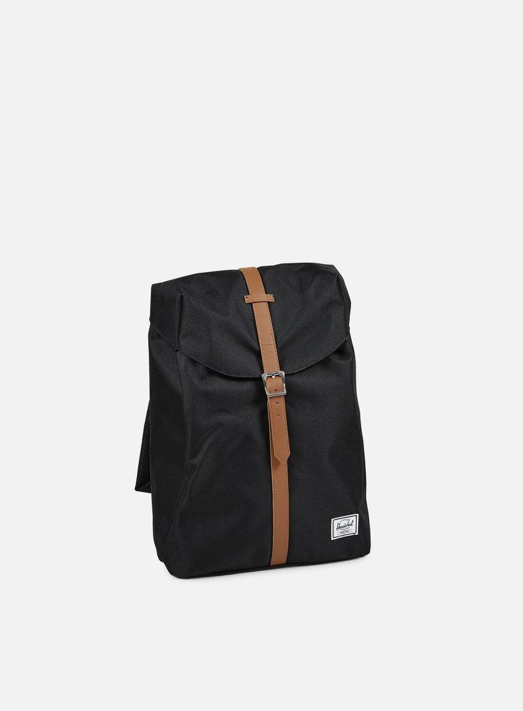 Herschel - Post Backpack Classic, Black