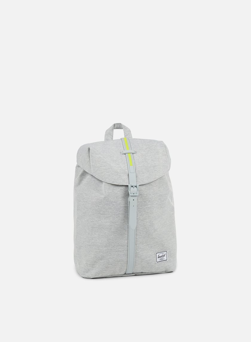 Herschel - Post Mid Volume Classic Backpack, Light Grey