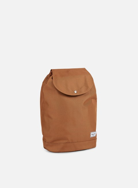 accessori herschel reid backpack classic caramel