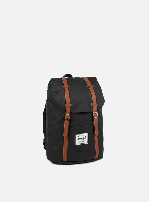 accessori herschel retreat classic backpack black