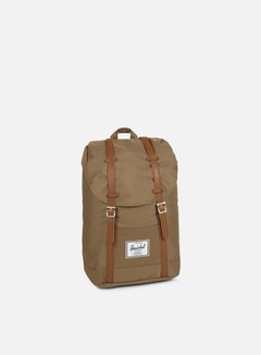 Herschel - Retreat Classic Backpack, Cub/Tan