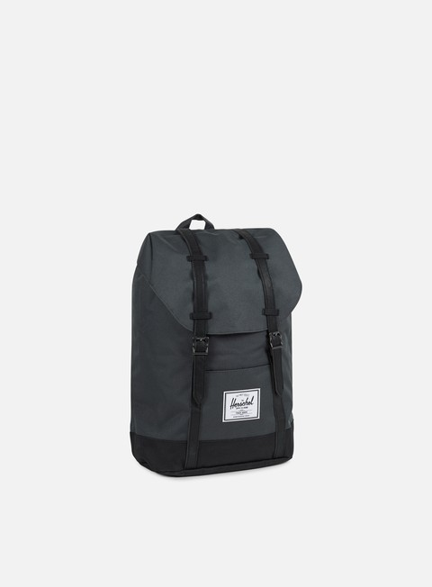 accessori herschel retreat classic backpack dark shadow