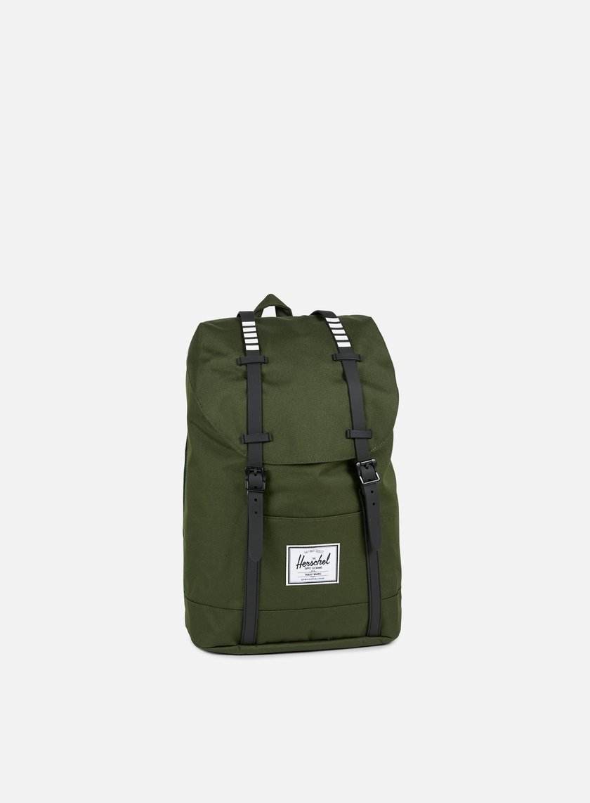 Herschel - Retreat Classic Backpack, Forest Night/Black