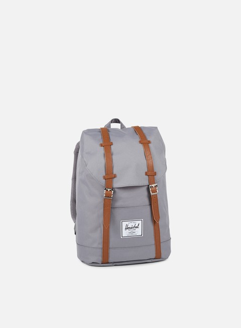accessori herschel retreat classic backpack grey