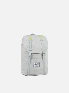 Herschel - Retreat Classic Backpack, Light Grey