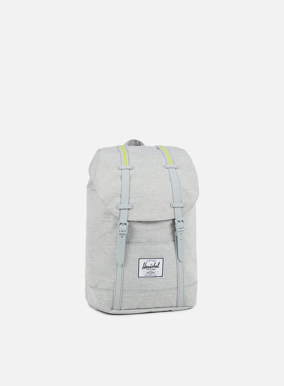 Herschel - Retreat Classic Backpack, Light Grey
