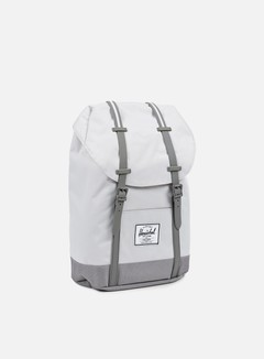 Herschel - Retreat Classic Backpack, Lunar Rock Grey 1