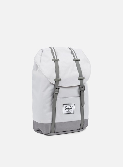 accessori herschel retreat classic backpack lunar rock grey