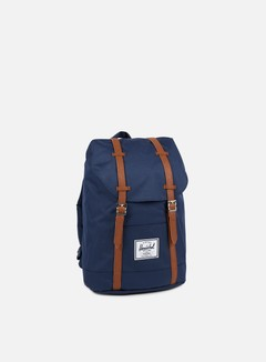 Herschel - Retreat Classic Backpack, Navy 1