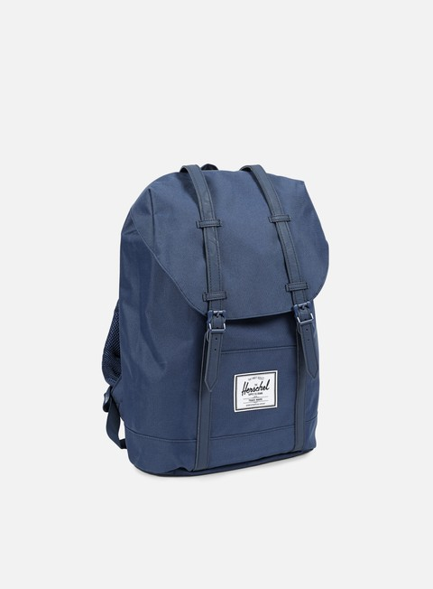accessori herschel retreat classic backpack navy navy