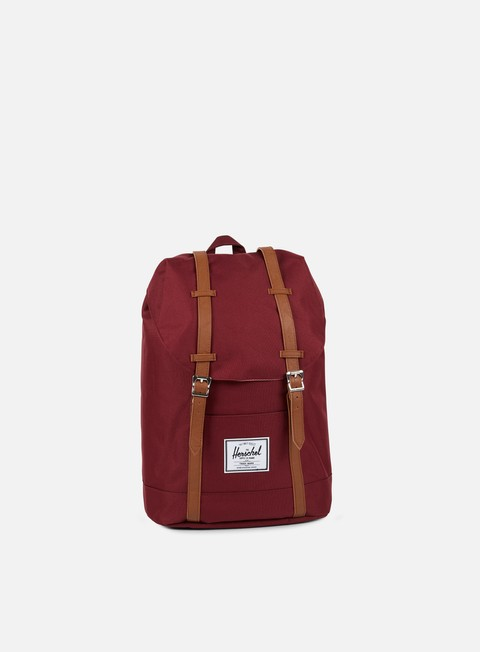 accessori herschel retreat classic backpack windsor wine