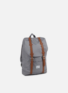 Herschel - Retreat Mid Volume Classic Backpack, Grey
