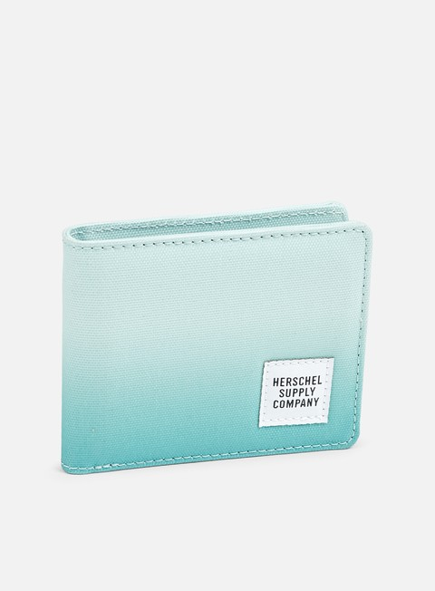 accessori herschel roy coin wallet gradient sunrise