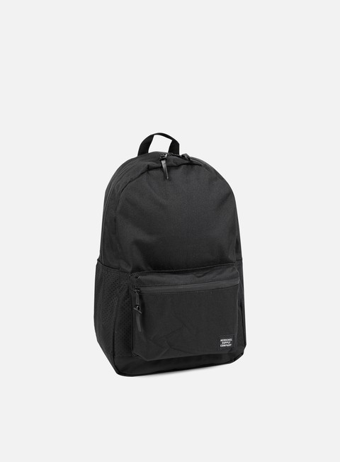 accessori herschel settlement backpack aspect black black