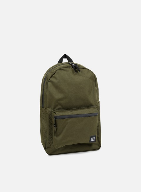 accessori herschel settlement backpack aspect forest night black