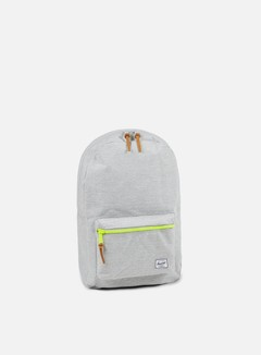 Herschel - Settlement Backpack Classic, Light Grey