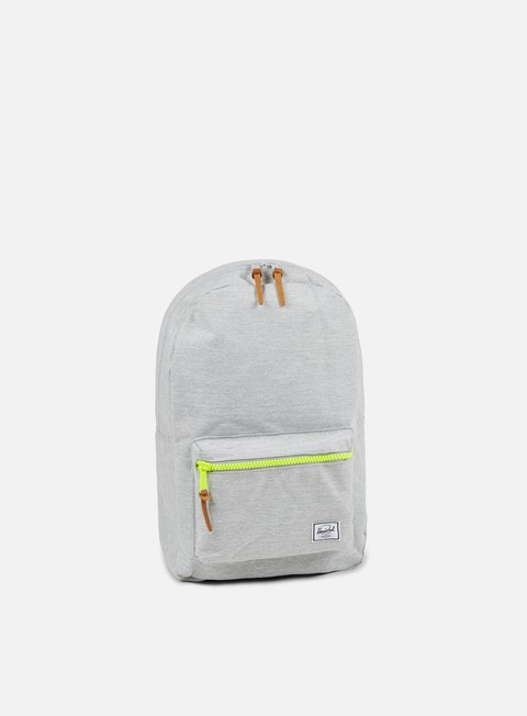 accessori herschel settlement backpack classic light grey
