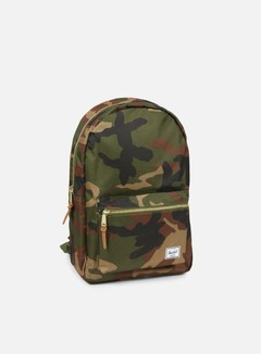 Herschel - Settlement Backpack Classic, Woodland Camo 1
