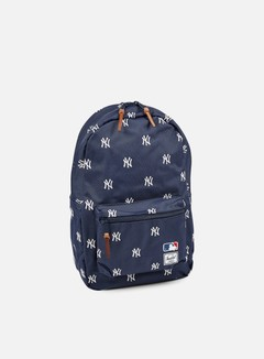 Herschel - Settlement Backpack MLB, Navy/White Yankees 1