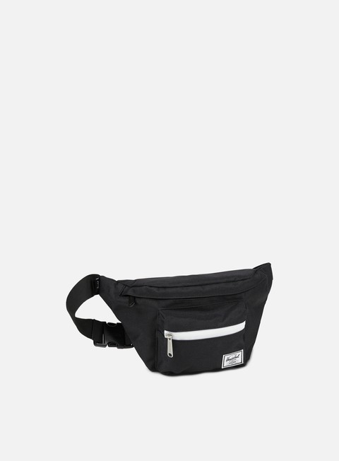 accessori herschel seventeen classic hip sack bag black