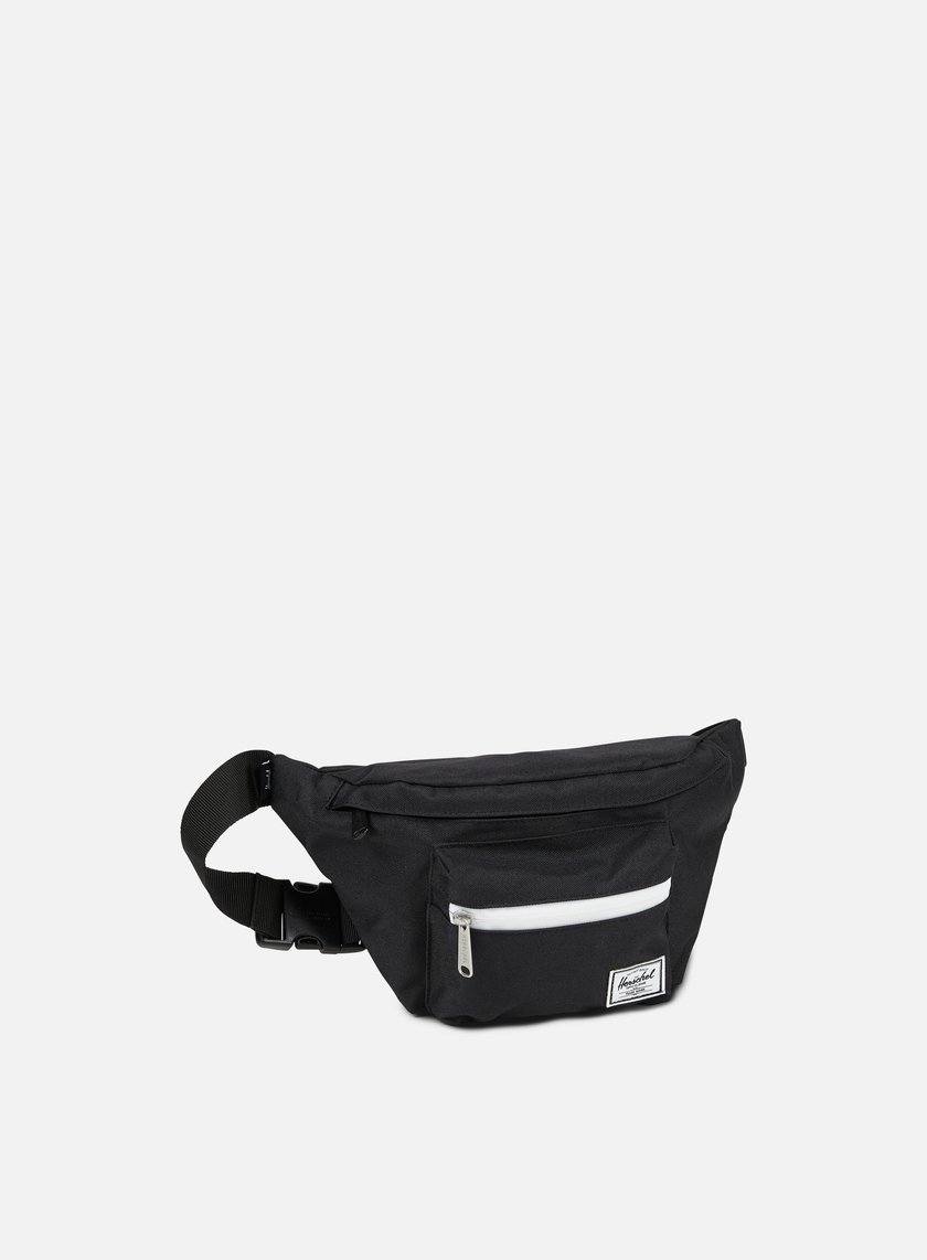 Herschel - Seventeen Classic Hip Sack Bag, Black