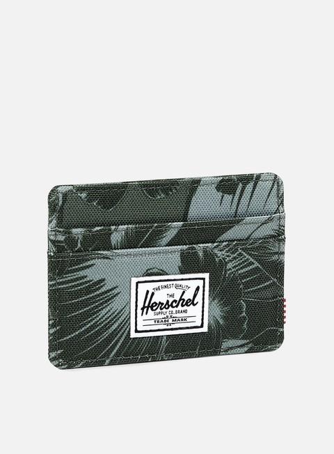 Outlet e Saldi Portafogli Herschel Supply Charlie Card Holder Wallet