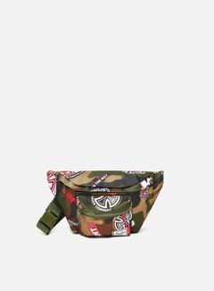 Herschel Supply - Independent Seventeen Waist Bag, Woodland Camo Multi Logo