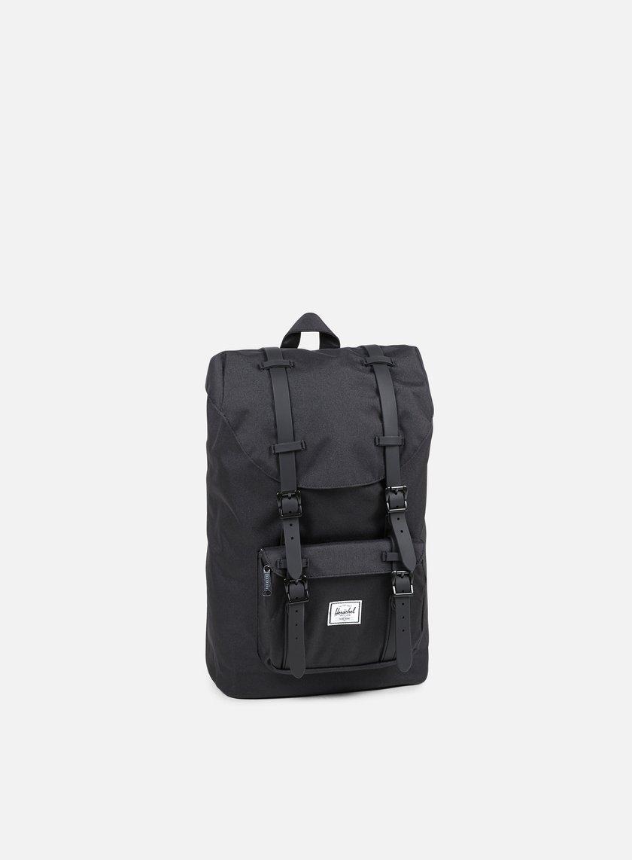 Herschel Supply Little America Mid Volume Rubber Classic Backpack