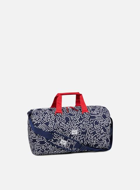 Herschel Supply Novel Keith Haring Duffle