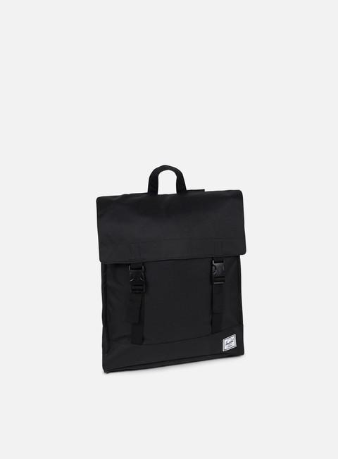 accessori herschel survey backpack classic black