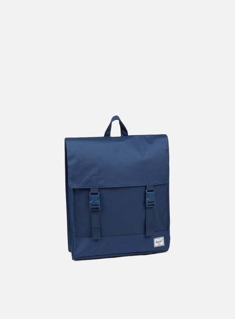 accessori herschel survey classic backpack navy