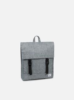 Herschel - Survey Classic Backpack, Raven Crosshatch 1