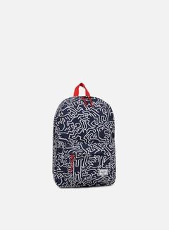Herschel - Winlaw Keith Haring Backpack, Peacot 1