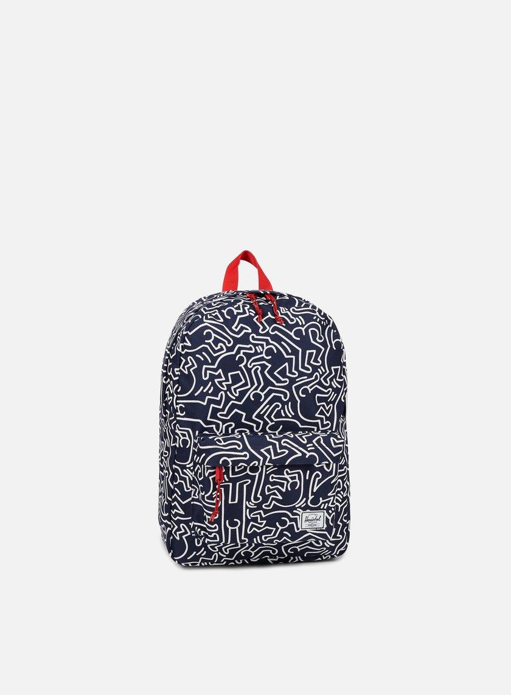 Herschel - Winlaw Keith Haring Backpack, Peacot