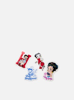 Huf Betty Boop Sticker Pack