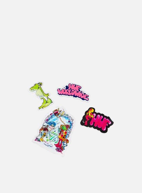 Accessori Vari Huf Bode Sticker Pack