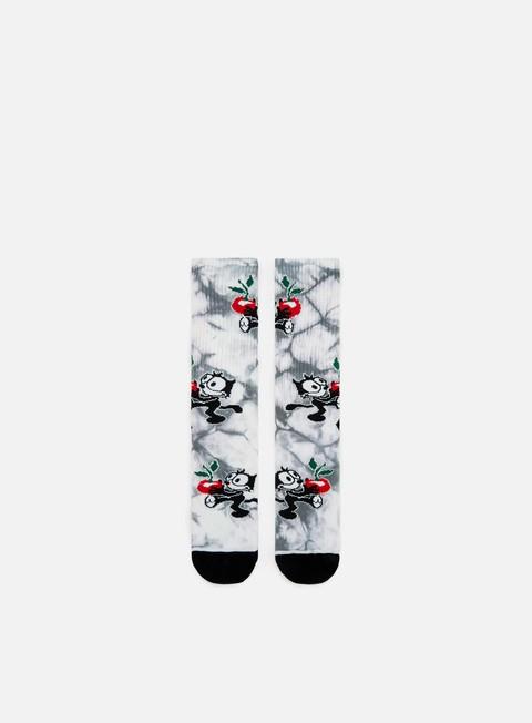 Sale Outlet Socks Huf Felix Crystal Wash Crew Socks