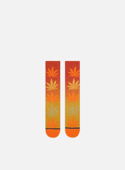 Sale Outlet Socks Huf Gradient Dye Plantlife Socks