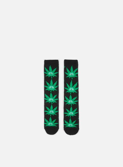 Sale Outlet Socks Huf Green Buddy Crew Socks