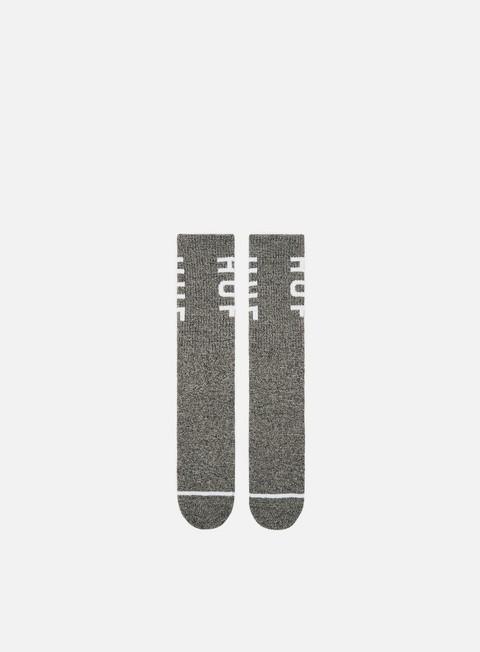 Sale Outlet Socks Huf Melange OG Logo Crew Socks