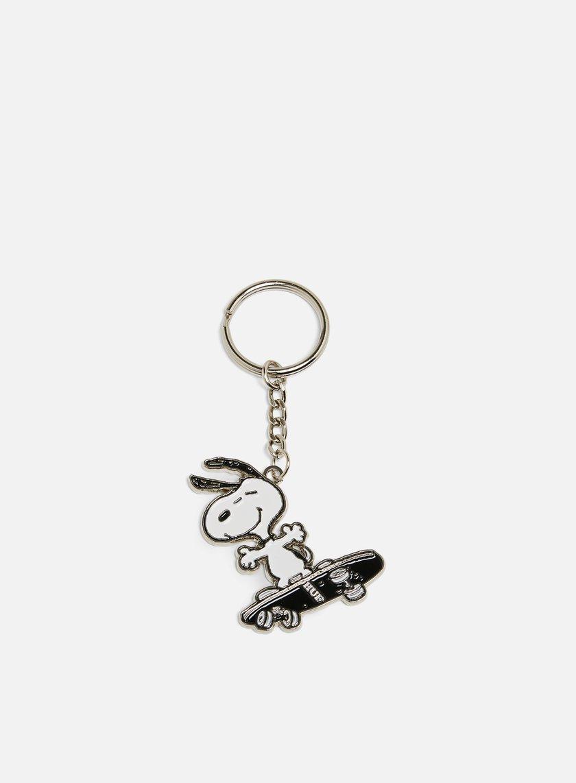 Huf Peanuts Keychain