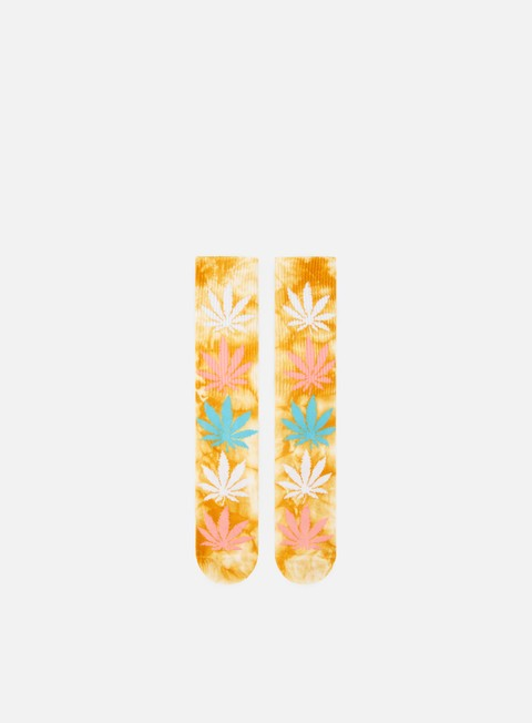 accessori huf strain plantlife crew socks maui waui