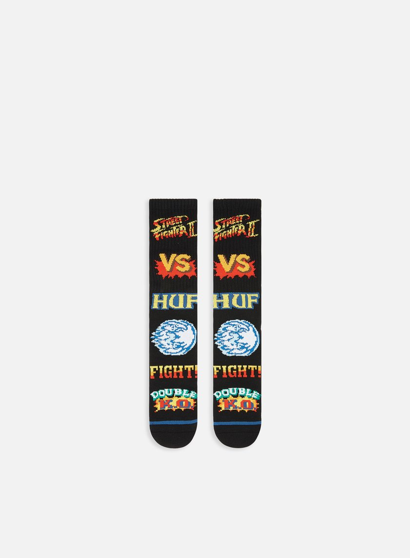 Huf Street Fighter II Graphic Socks