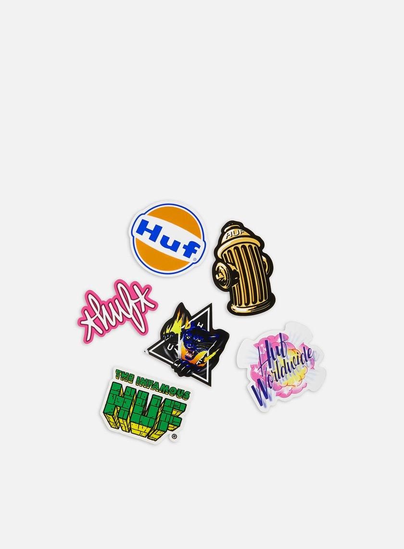 Huf SU20 Sticker Set