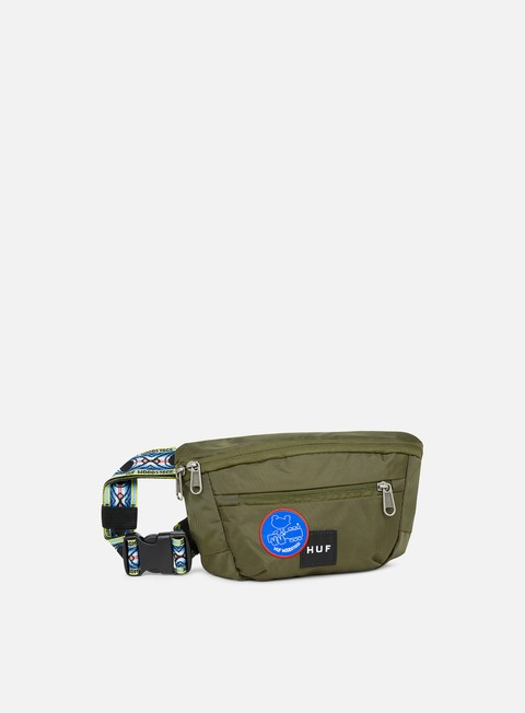 Outlet e Saldi Marsupi Huf Woodstock Side Trip Bag